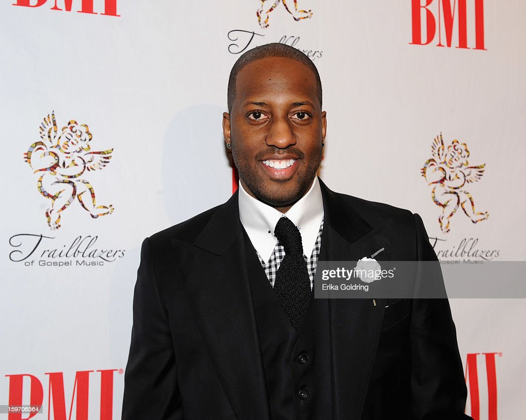 Isaac Carree attends the 14th annual BMI Trailblazers of Gospel Music Awards at Rocketown on January 18, 2013 in Nashville, Tennessee.