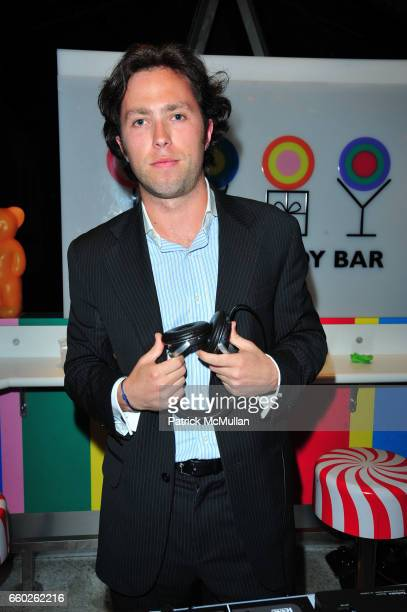 Isaac Flanagan attends ASSOCIATION to BENEFIT CHILDREN hosts COCKTAILS IN CANDYLAND at Dylan's Candy Bar on June 18 2009 in New York City