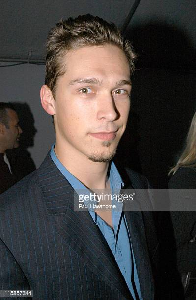 Isaac Hanson during 'The Lord of The Rings The Return of The King' Special Screening New York at AMC Empire in New York City New York United States