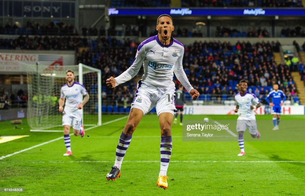 Cardiff City v Newcastle United - Sky Bet Championship