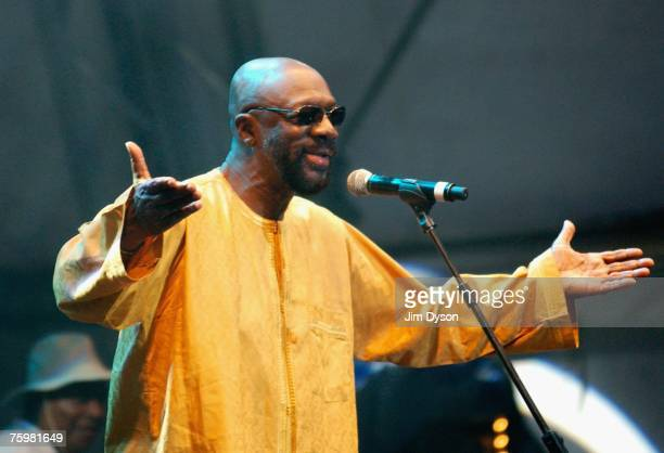Isaac Hayes Stock Photos And Pictures Getty Images