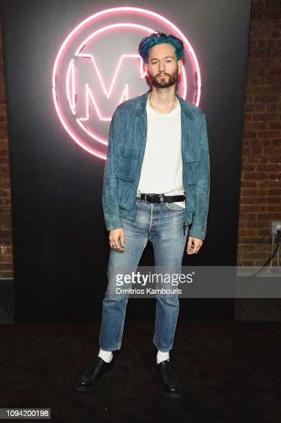 Isaac HindinMiller attends the Jump Into Spring MICHAEL Michael Kors Spring 2019 Launch Party at Dolby Soho on February 5 2019 in New York City
