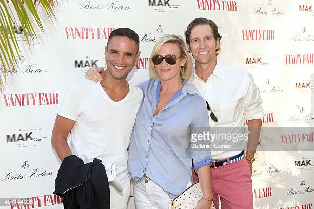Isaac Joesph Ali Taekman and Jim Duetch attend MAK Games 2014 on October 12 2014 in Beverly Hills California