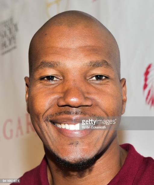 Isaac Keys attends Regard Magazine Spring 2018 Cover Unveiling Party presented by Sony Studios featuring the cast of 'The Oath' on Crackle at Riviera...