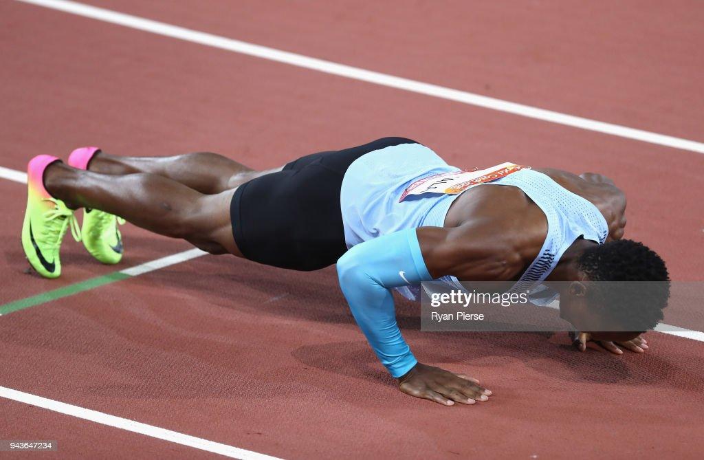 Athletics - Commonwealth Games Day 5