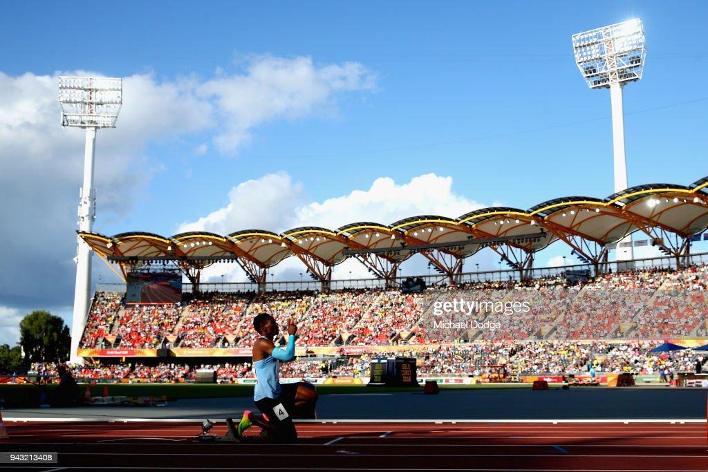 Athletics - Commonwealth Games Day 4