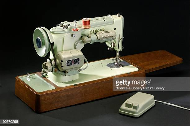 Isaac Merritt Singer designed the first practical lockstitch sewing machine in Boston Massachusetts United States in 1850 In 1853 he founded the...