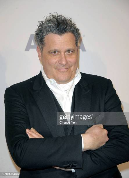 Isaac Mizrahi attends 20th Annual ASPCA Bergh Ball at The Plaza Hotel on April 20 2017 in New York City
