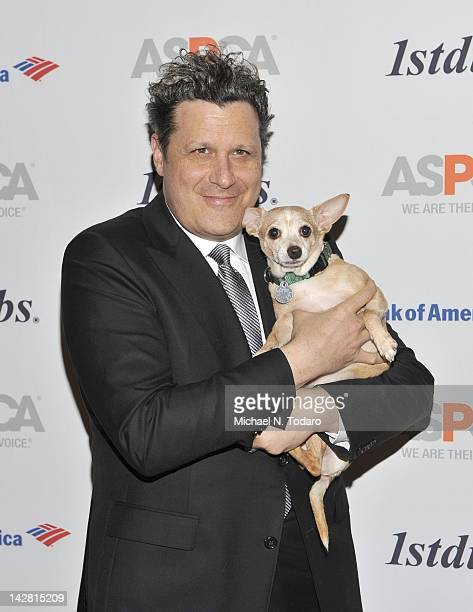 Isaac Mizrahi attends the 15th annual ASPCA Bergh ball at The Plaza Hotel on April 12 2012 in New York City