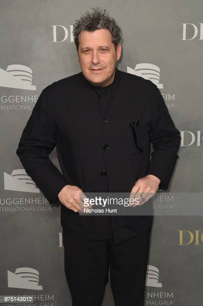 Isaac Mizrahi attends the 2017 Guggenheim International Gala made possible by Dior on November 16 2017 in New York City