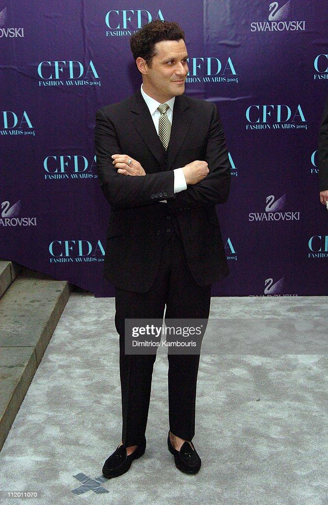 2004 CFDA Fashion Awards - Arrivals : News Photo