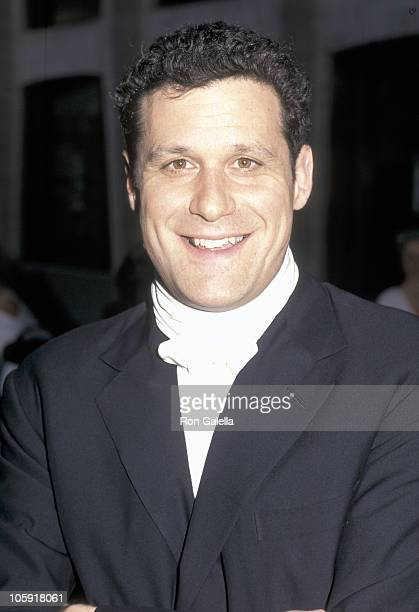 Isaac Mizrahi during Othello Opening Night May 12 1997 at Metropolitan Opera House in New York City New York United States