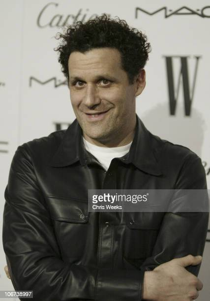 Isaac Mizrahi during W Magazine Celebrates Their Hollywood A-List Issue With Their First Golden Globes Event Presented With Cartier And M.A.C...