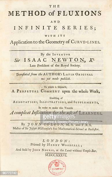Isaac Newton�s theories exerted a huge influence on science. They included the binomial theorem, the three laws of motion, the theory of gravitation...