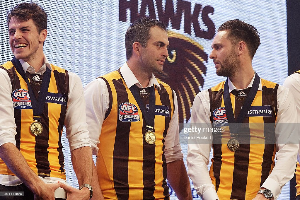 Hawthorn Hawks Grand Final Dinner : News Photo