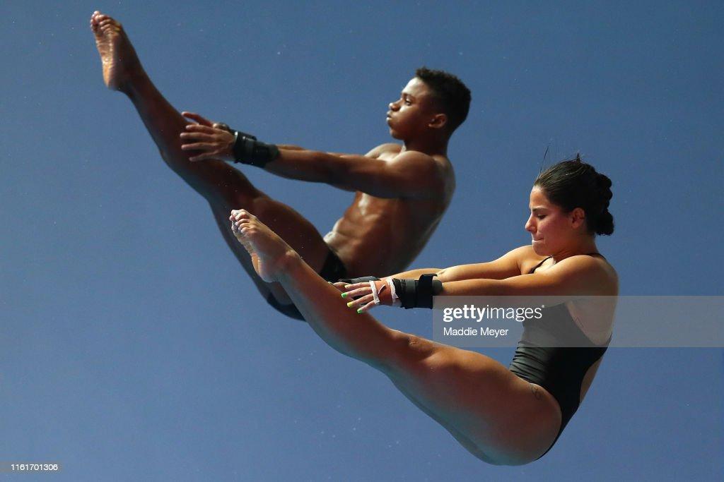 Gwangju 2019 FINA World Championships: Diving - Day 2 : News Photo