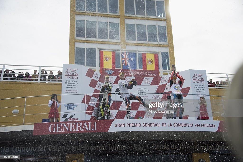 MotoGP of Valencia - Race