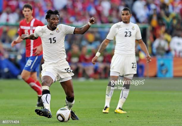 Isaac VORSAH - - Serbie / Ghana - Coupe du Monde 2010 - Pretoria,