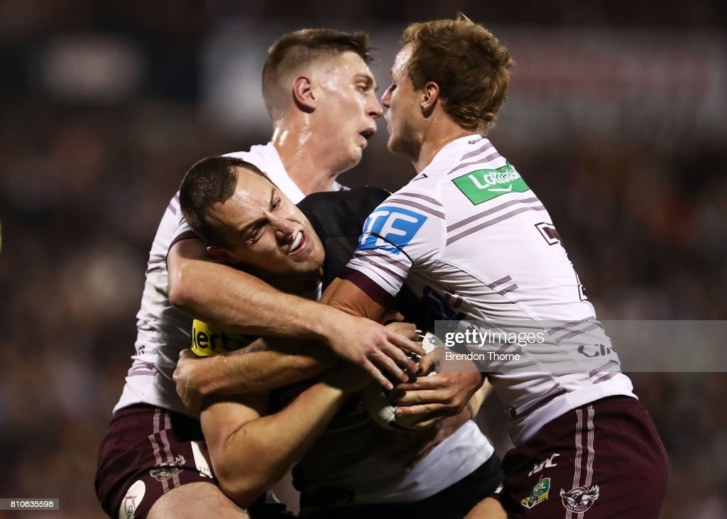 NRL Rd 18 - Panthers v Sea Eagles