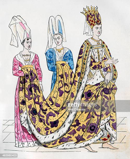 Isabeau of Bavaria Queen Consort of Charles VI of France 1385 Isabeau married Charles in 1385 She assumed an important role in government in the...