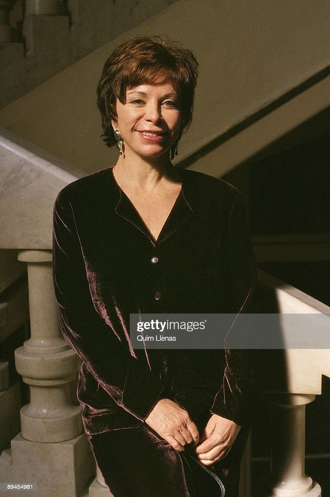 Isabel Allende, writer