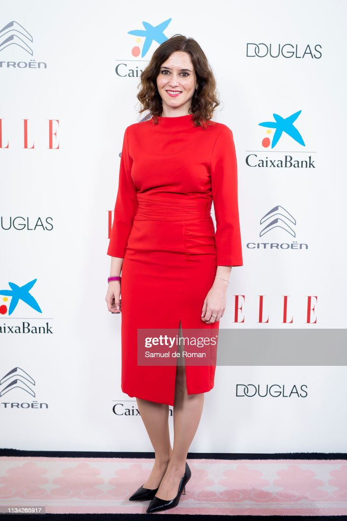 Isabel Díaz Ayuso Isabel-daz-ayuso-attends-elle-womens-day-photocall-on-march-07-2019-picture-id1134265917