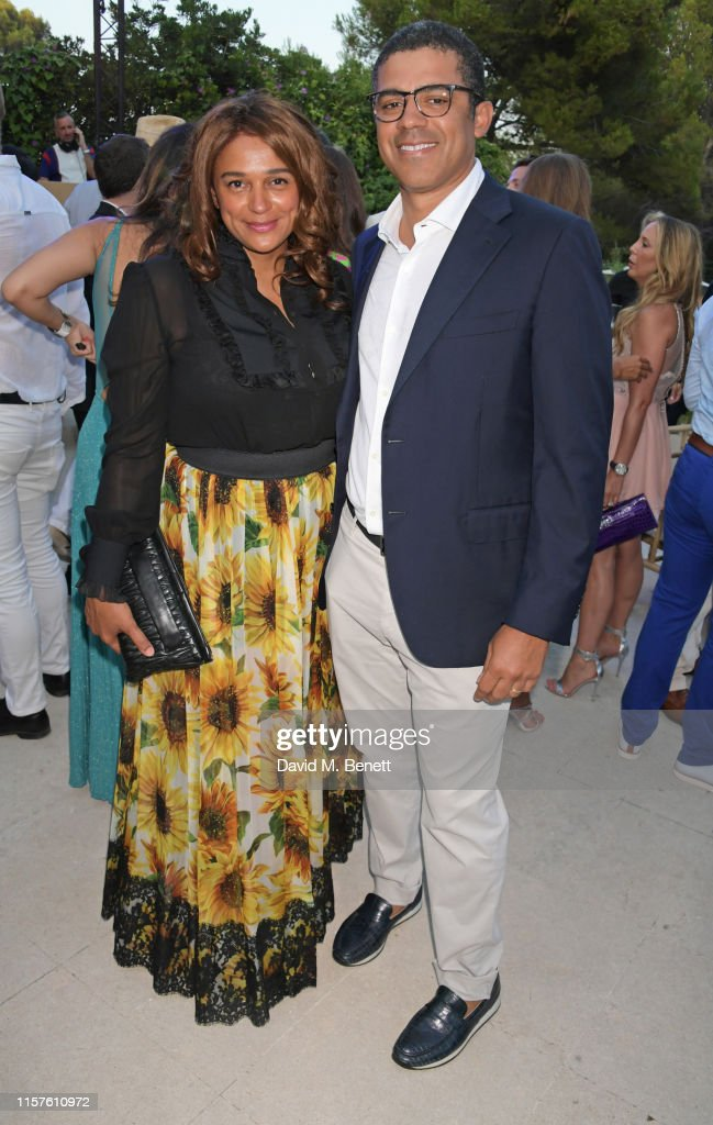 Isabel Dos Santos And Sindika Dokolo Attend The First Midsummer News Photo Getty Images
