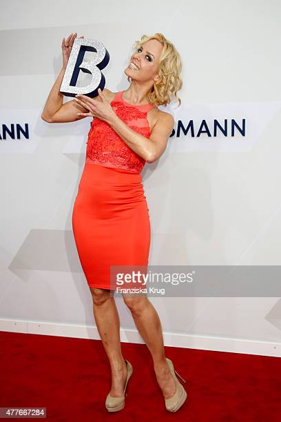 Isabel Edvardsson attends the Bertelsmann Summer Party on June 18 2015 in Berlin Germany