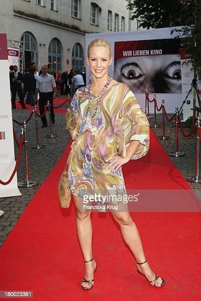 Isabel Edvardsson Bei Wir Lieben Kino Director'S Cut Party Auf Der Praterinsel In München Am 210608