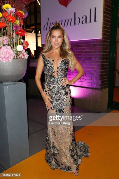 Isabel Edvardsson during the Dreamball 2018 at WECC Westhafen Event Convention Center on September 19 2018 in Berlin Germany