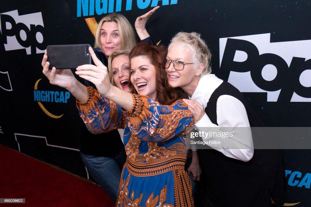 """Nightcap"" Season 2 New York Premiere Party : News Photo"