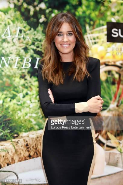Isabel Jimenez attends 'Suavinex' press conference at Hotel Pavilions on September 25 2019 in Madrid Spain