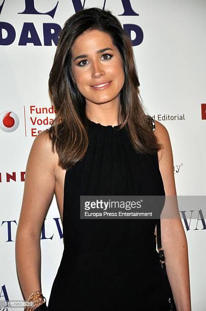 Isabel Jimenez attends 'Telva Solidaridad' awards 2013 on May 6 2013 in Madrid Spain