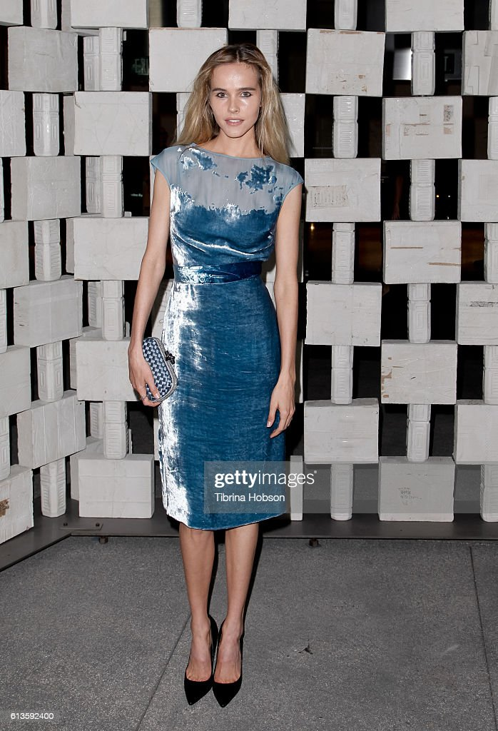 Hammer Museum Gala In The Garden Honoring Laurie Anderson And Todd Haynes Sponsored By Bottega Veneta- Arrivals