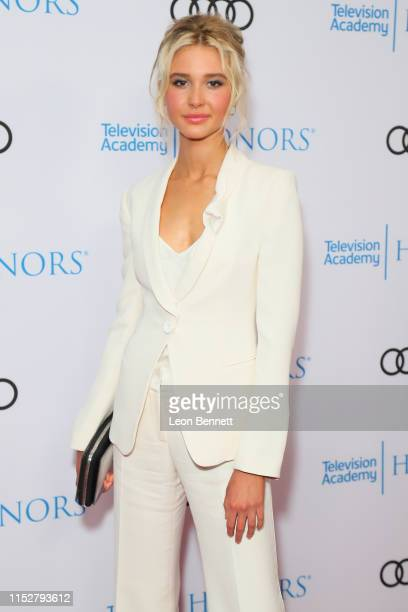 Isabel May attends The 12th Annual Television Academy Honors at the Beverly Wilshire Four Seasons Hotel on May 30 2019 in Beverly Hills California