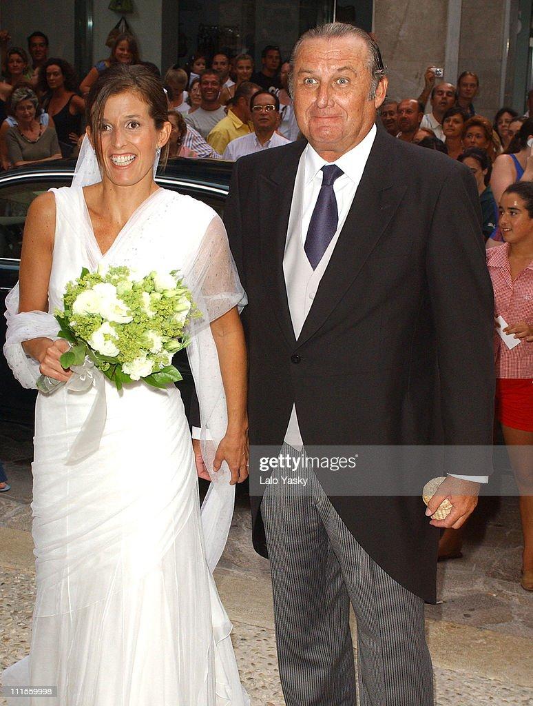 Isabel Nadal Wedding