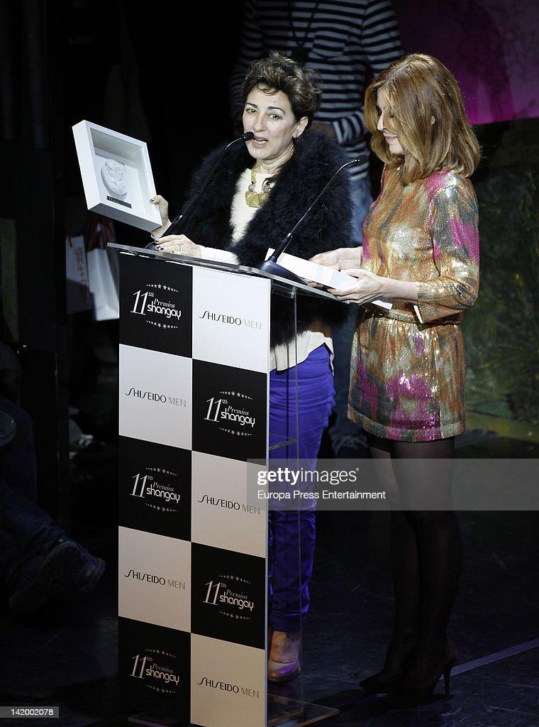 Shangay Awards 2012 - Show : Fotografía de noticias