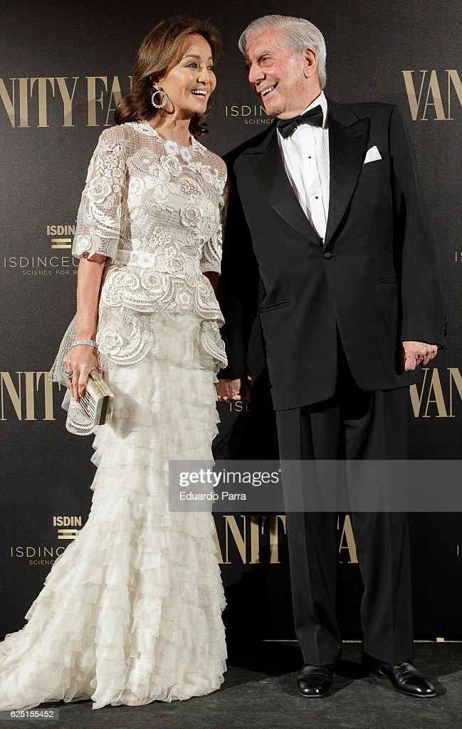 'Vanity Fair' Celebrates Its Number 100 in Madrid
