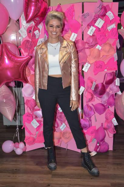 MEX: Pink Brassieres by Mayte Prida Foundation