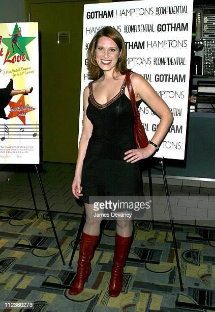 Isabel Rose during Anything But Love Premiere at Landmark Sunshine Cinema in New York City New York United States