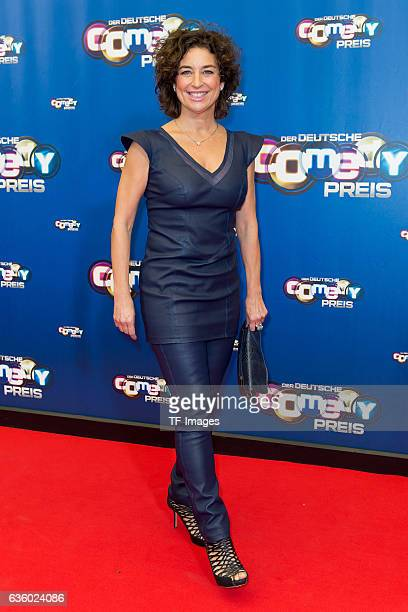 Isabel Varell attends the 20th Annual German Comedy Awards at Coloneum on October 25 2016 in Cologne Germany
