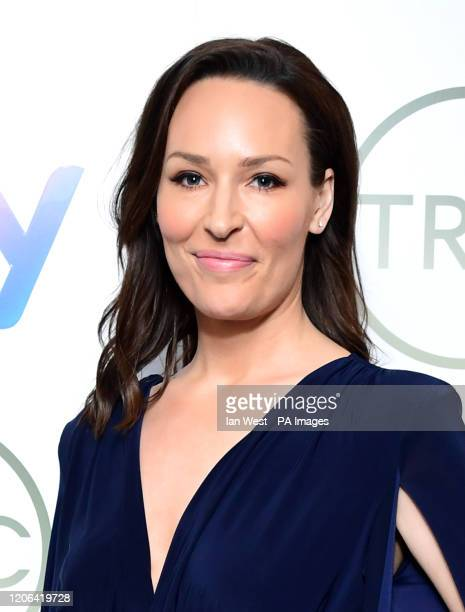 Isabel Webster attending the TRIC Awards 2020 held at the Grosvenor Hotel London PA Photo Picture date Tuesday March 10 2020 See PA story SHOWBIZ...