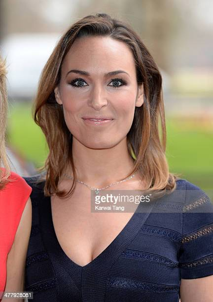 Isabel Webster attends the 2014 TRIC Awards at The Grosvenor House Hotel on March 11 2014 in London England