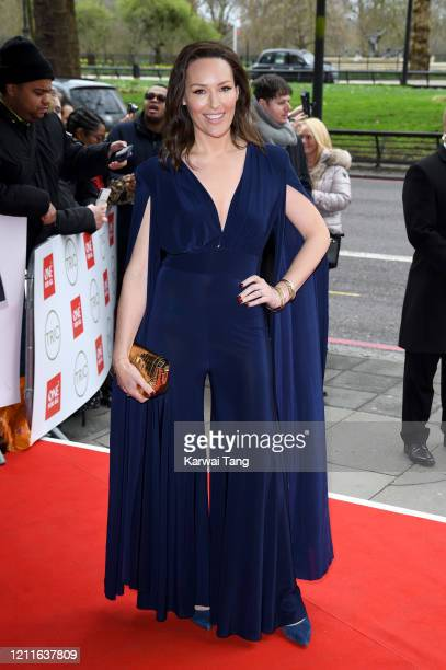 Isabel Webster attends the TRIC Awards 2020 at The Grosvenor House Hotel on March 10 2020 in London England