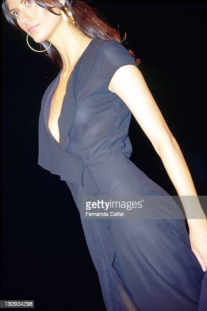 Isabela Fiorentino during 2000 Sao Paulo Fashion Week Patachou