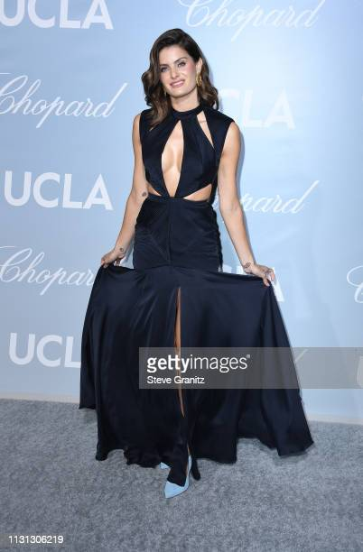 Isabeli Fontana attends the 2019 Hollywood For Science Gala at Private Residence on February 21 2019 in Los Angeles California