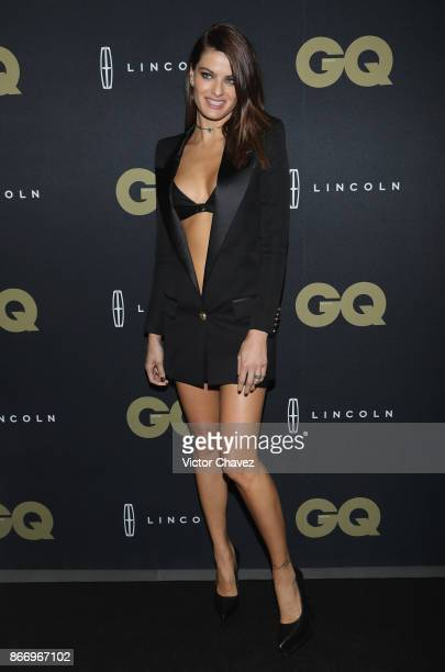 Isabeli Fontana attends the GQ Mexico Men of The Year Awards 2017 on October 26 2017 in Mexico City Mexico