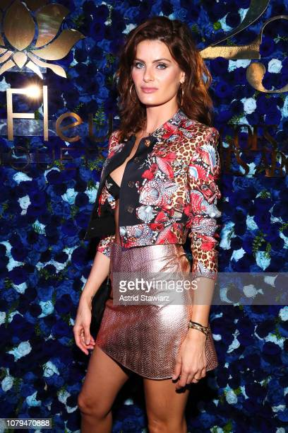 Isabeli Fontana attends What Goes Around Comes Around 25th Anniversary Celebration At The Versace Mansion With a Retrospective Tribute To Gianni...