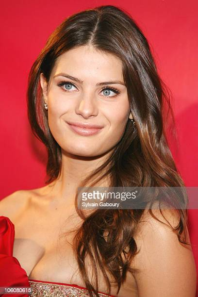 Isabeli Fontana during Revlon launched Flair fragrance at the new Mr Chow Tribeca arrivals at Mr Chow Tribeca at 121 Hudson Street in New York New...
