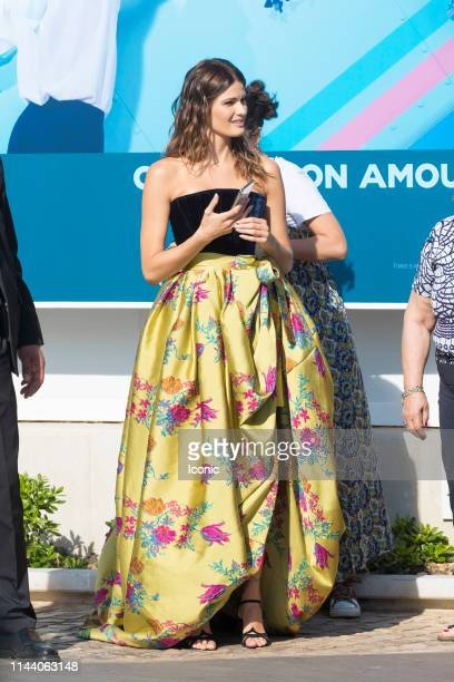 Isabeli Fontana is seen during the 72nd annual Cannes Film Festival on May 16, 2019 in Cannes, France.